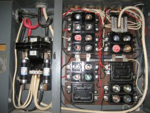 dangerous electrical panels